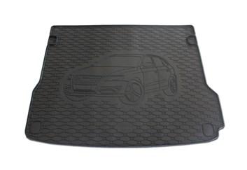 Vana do kufru gumová RIGUM Audi Q5 2009-