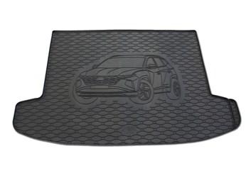 Vana do kufru gumová RIGUM Hyundai Tucson Hybrid 2021-