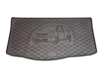 Vana do kufru gumová Kia Picanto od r.v. 2017 s logem auta