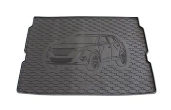 Vana do kufru gumová Peugeot 2008 od r.v. 2020 s logem auta