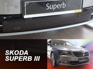 Zimní clona - kryt chladiče, Škoda Superb III, 2015->, dolní