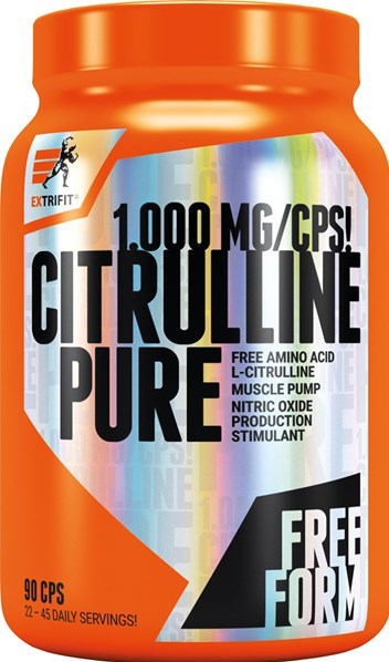Extrifit Citrulline Pure 1000 mg 90 cps