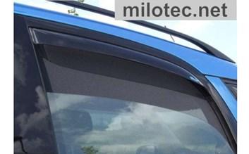 Protisluneční clony Škoda Yeti od r.v. 2009 sada
