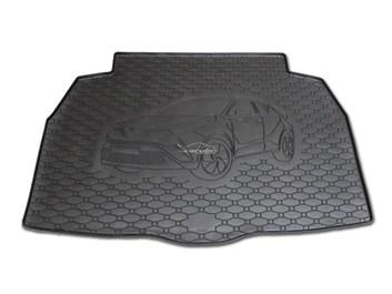 Vana do kufru gumová Toyota C-HR od r.v. 2016 s logem auta