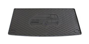 Vana do kufru gumová RIGUM Volkswagen T6 Transporter za 3. řadu L1 2015-