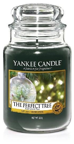 VONNÁ SVÍČKA YANKEE CANDLE THE PERFECT TREE CLASSIC VELKÝ