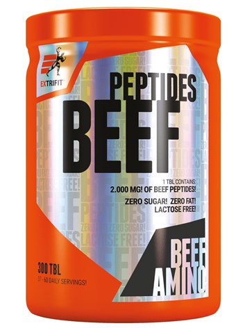 Extrifit Beef Peptides 300 tbl