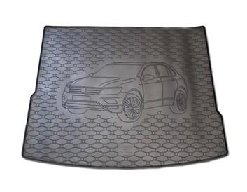 Vana do kufru gumová RIGUM Volkswagen Tiguan 2016- horní