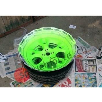 Plasti Dip sprej style tekutá guma fólie ve spreji zelená výrazná