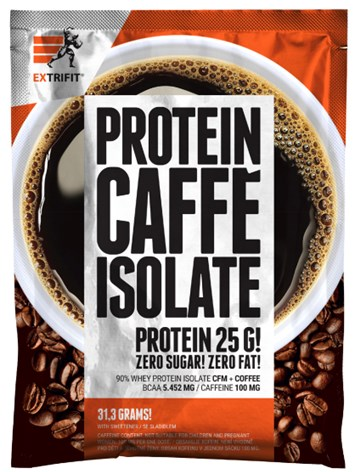 Extrifit Protein Caffe Isolate 31,3 g