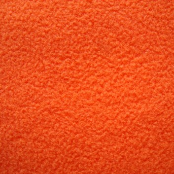 Potahová elastická látka pro čalounění interiéru oranžová 150x100