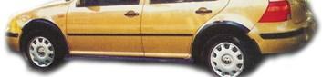 Lemy blatníků VW Golf IV r.v. 1997-2006
