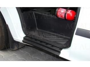 Plastové kryty prahů, Ford Transit VII, 2006-2013