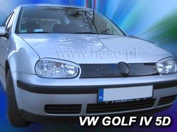 Zimní kryt masky chladiče VW Golf IV 1997-2004 3/5dv