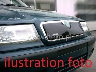 Zimní clona - kryt chladiče, Škoda Octavia I, 1996->2000,  Limousine / Combi