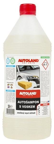 Nanokosmetika autošampon s voskem silný mycí účinek 1000ml