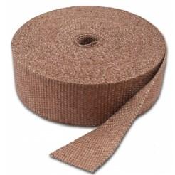 Měděná termo izolační páska na svody a výfuky - 2,5cm x 15m