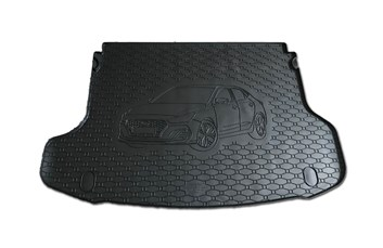 Vana do kufru gumová RIGUM Hyundai i30 Fastback Bez mezipodlahy 2019-