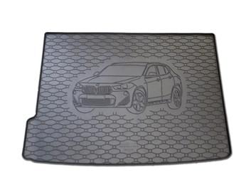 Vana do kufru gumová RIGUM BMW X2 2018-
