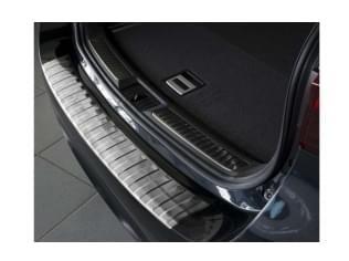 Nerezový kryt hrany nárazníku/kufru, Toyota Avensis III, Kombi, 2015->, po facelift