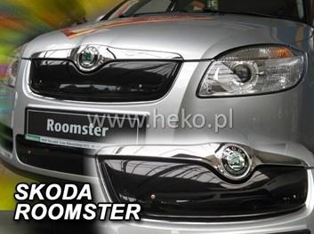 Zimní kryt chladiče Škoda Roomster r.v. 2006-2010 horní