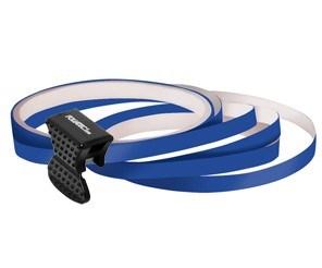 Samolepící proužky na obvod kola Foliatec - tmavě modrá