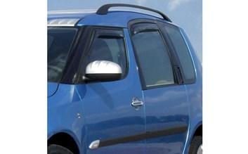 Ofuky oken Škoda Roomster r.v. 2006-2015 zadní