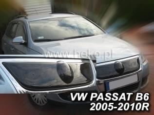 Zimní clona - kryt chladiče, VW Passat B6 (3C), 2005->2010