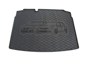 Vana do kufru gumová RIGUM Volkswagen Golf VI Hatchback 2008- dojezdové kolo/opravná sada