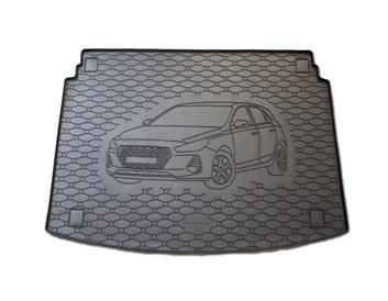 Vana do kufru gumová RIGUM Hyundai i30 HB 2017- dolní poloha