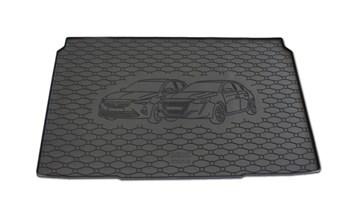 Vana do kufru gumová RIGUM Peugeot 208 2019-