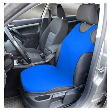 Potah na přední sedadlo Tričko modré 1ks