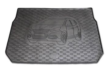 Vana do kufru gumová RIGUM Peugeot 2008 2013-