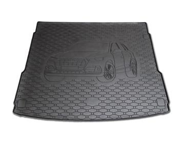 Vana do kufru gumová RIGUM Audi Q5 2017-