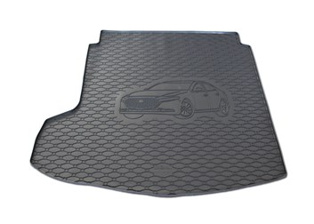 Vana do kufru gumová RIGUM Mazda 3 sedan 2019-
