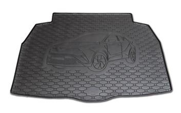 Vana do kufru gumová RIGUM Toyota C-HR 2016- dolní poloha bez rezervy