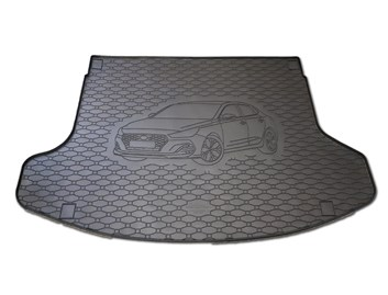 Vana do kufru gumová RIGUM Hyundai i30 Fastback horní poloha 2018-