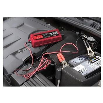 Nabíječka autobaterie mikroprocesor 1Amp 6/12V PB/GEL max. 120Ah