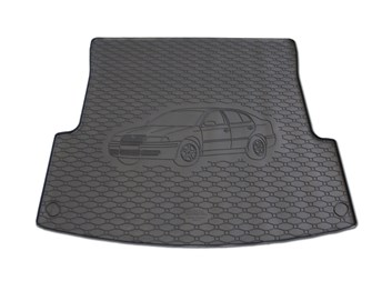 Vana do kufru gumová RIGUM Škoda Octavia I liftback 1997-