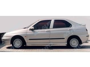 Ochranné boční lišty na dveře, Alfa Romeo 146, 1994-2000, 5 dveř.