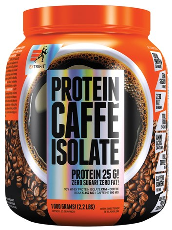 Extrifit Protein Caffe Isolate 1000 g