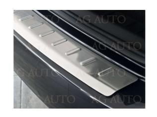 Nerezový kryt hrany nárazníku/kufru, SEAT IBIZA 6J ST, 2010->