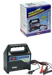 Přenosná automatická nabíječka akumulátoru 6V a 12V, 6Amp, 220V
