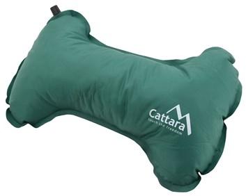 Samonafukovací polštář 40x25x13cm zelený