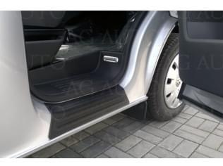 Plastové kryty prahů, VW T5, 2003->