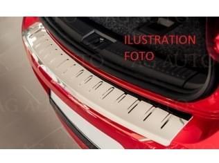 Nerezový kryt hrany nárazníku, Chevrolet Aveo, 2011->, Sedan, 4 dveř.