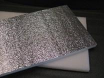 Protihluková a tepelná izolace s ALU fólií - 5 mm