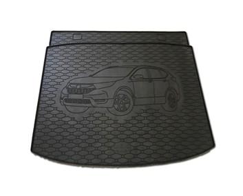 Vana do kufru gumová RIGUM Honda CR-V Hybrid 2019- Horní a dolní poloha