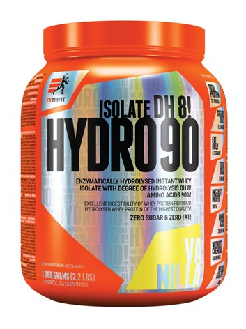 Extrifit Hydro Isolate 90% 1000 g