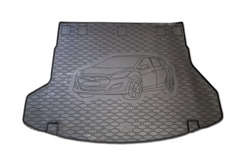 Vana do kufru gumová RIGUM Hyundai i30 SW 2012-